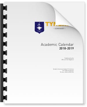 Uc Davis Academic Calendar.Seminary Academic Calendar 2018 2019 Tyndale