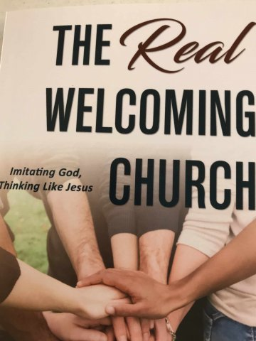 The Real Welcoming Church Book Cover