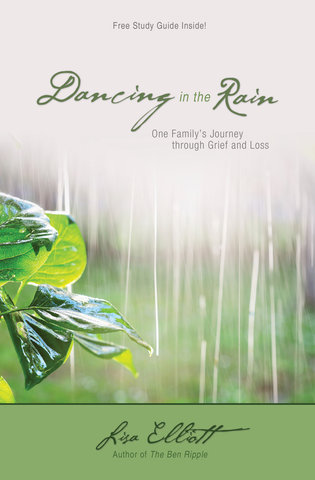 Dancing in the Rain: One Family's Journey through Grief and Loss book cover
