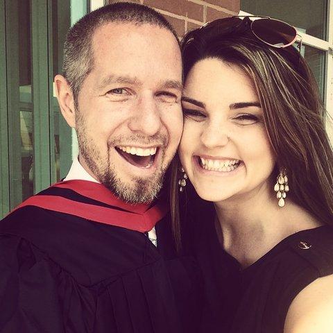 Darryl Bergen graduation