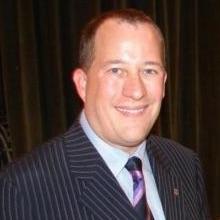 2009 Distinguished Alumni Mark Petersen