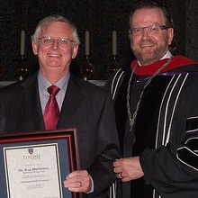 Distinguished Alumni - Roy Matheson