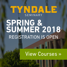 Seminary Spring & Summer School 2018