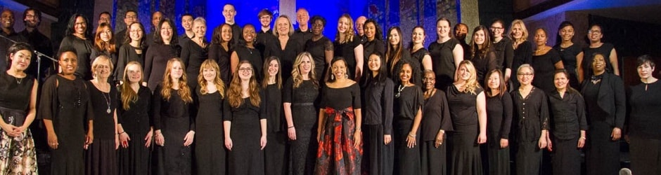 Tyndale Community Choir from 2017 concert