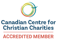 Canadian Centre for Christian Charities Accredited Member logo