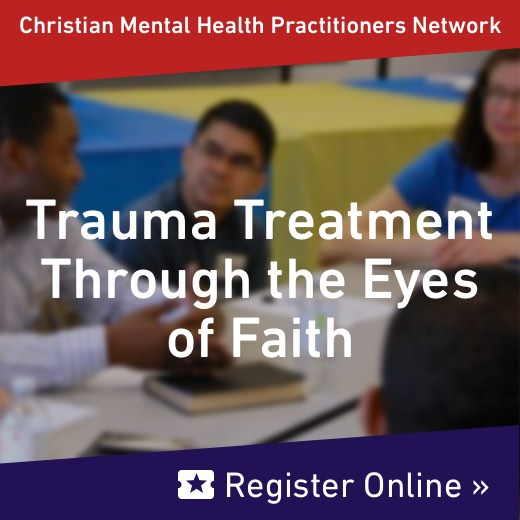 event banner, Trama treatment through the eyes of faith