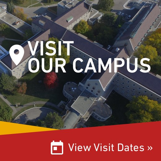 Visit the Tyndale Seminary campus, view visit dates