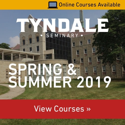 Tyndale University College & Seminary | Home