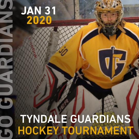 Tyndale Guardians Hockey Tournament January 31, 2020