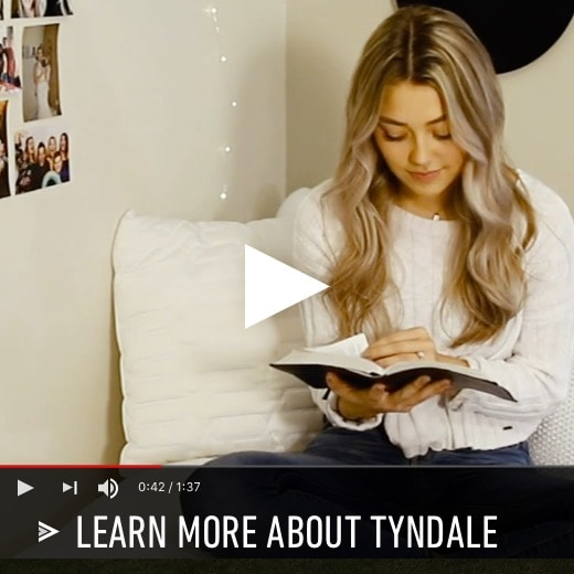 See what life at Tyndale is all about