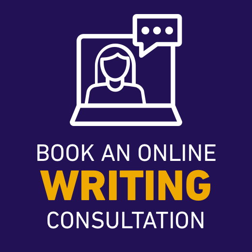 Book an online writing consultation