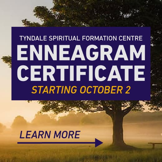 Learn more about the Enneagram Certificate starting October 2