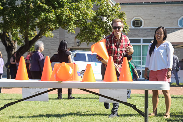 Homecoming 120 Anniversary - Fall Festival Games