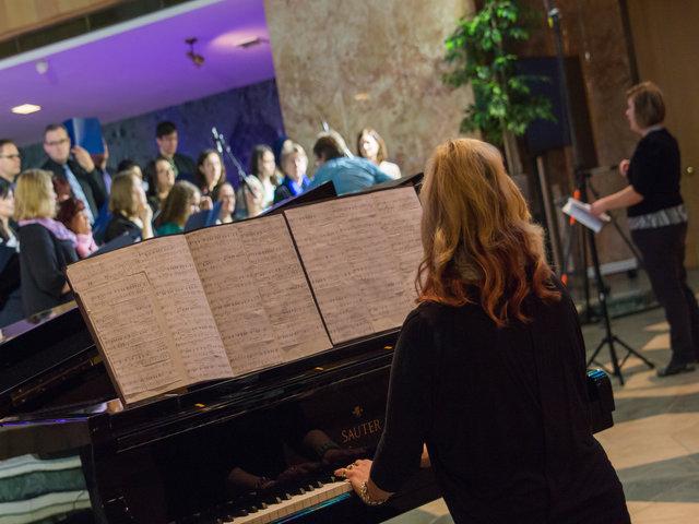 Tyndale alumni choir