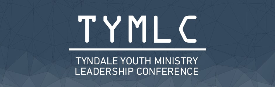 Tyndale Youth Ministry Conference 2019