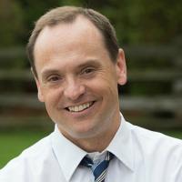 Portrait shot of Michael Messenger