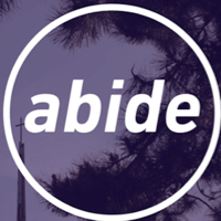 Abide Podcast logo