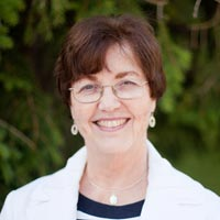 Portrait shot of Dr. Barbara Haycraft