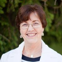 Portrait shot of Dr. Barbara Haycraft