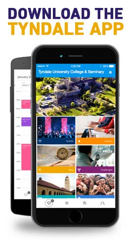 Download the Tyndale App