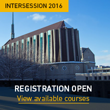 Intersession 2016