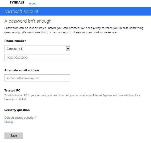 How To: Access Live@Edu E-mail and SkyDrive | Tyndale