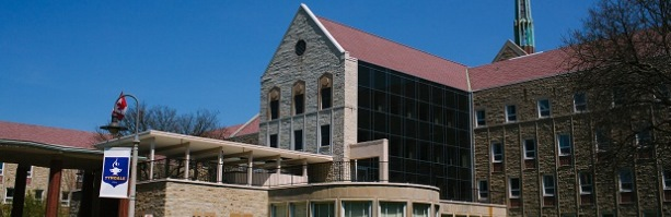 Front of Tyndale Bayview Campus