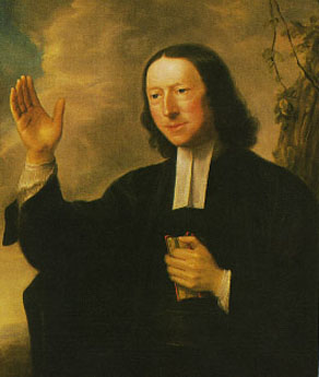 Painting of John Wesley