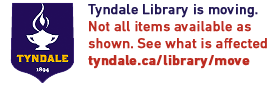Tyndale University College & Seminary Libraries