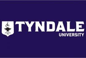 Tyndale University logo