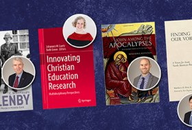 Tyndale faculty and their new books