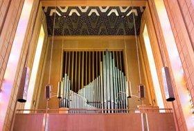 Tyndale chapel organs
