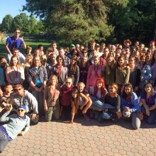 Cultivate 2014 - Group Photo
