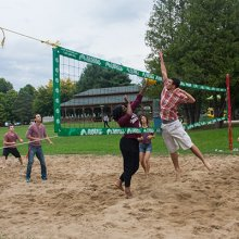 Cultivate 2014 - Volleyball