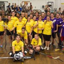 Homecoming 120 Anniversary - Floor Hockey Tournament