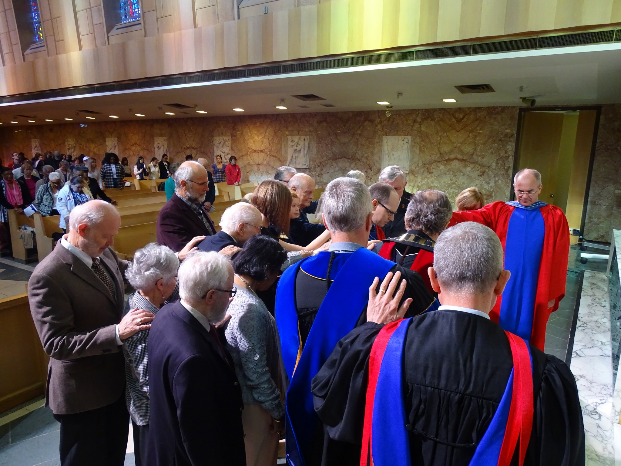Prayer of Dedication (photo 2)