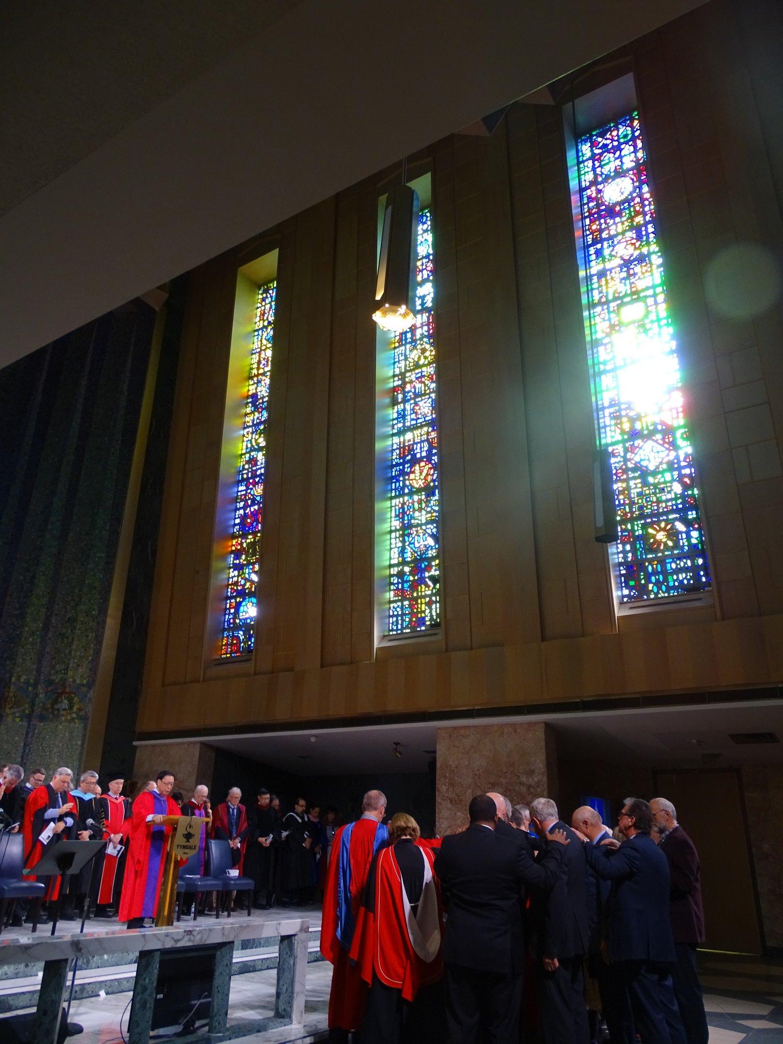 Prayer of Dedication (photo 3)