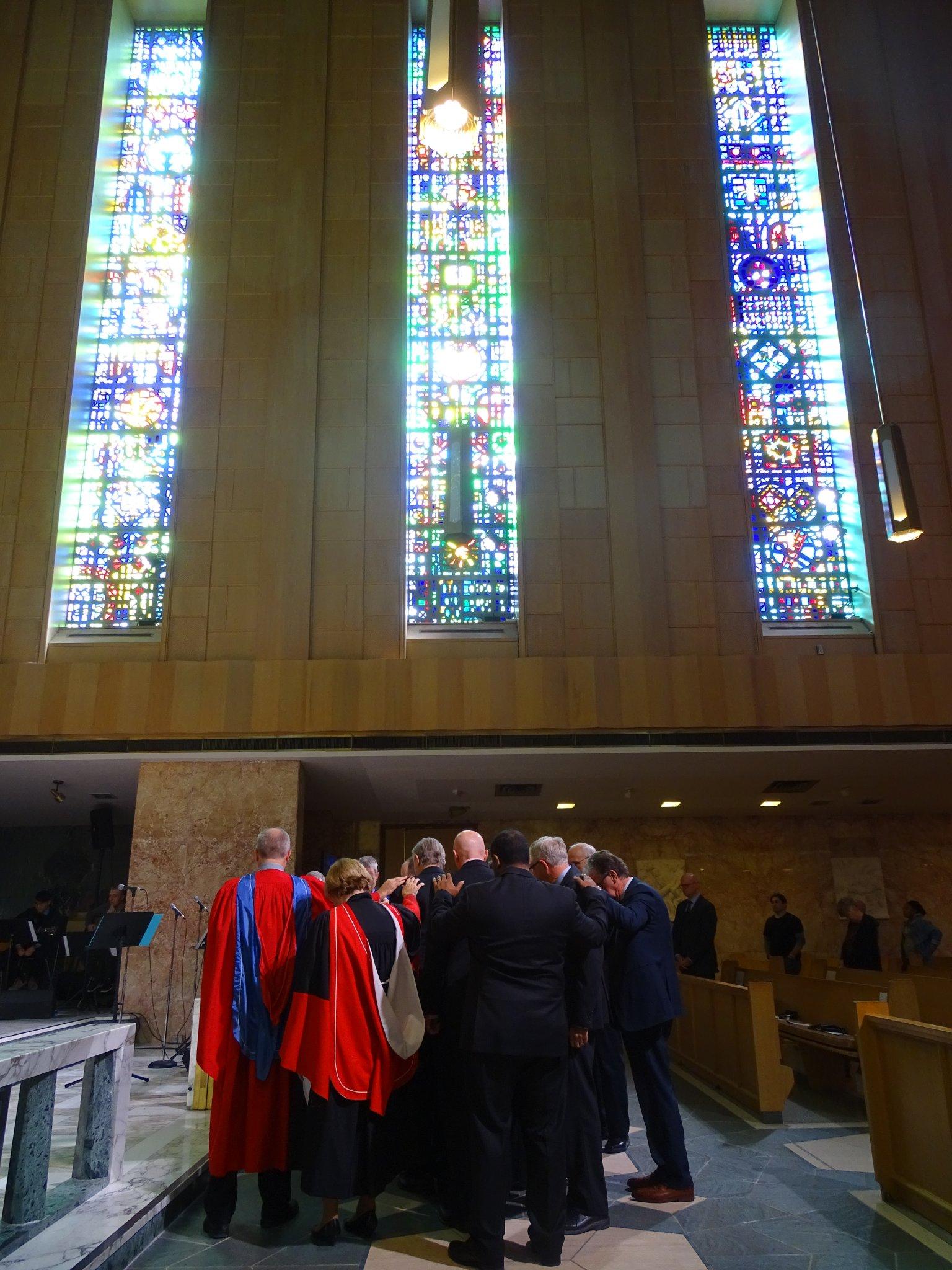 Prayer of Dedication (photo 4)