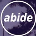 Abide Podcast logo