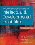 A Comprehensive Guide to Intellectual and Developmental Disabilities Cover