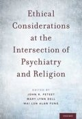 book cover for Ethical Considerations at the Intersection of Psychiatry and Religion