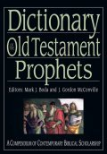Dictionary of Old Testament Prophets book cover