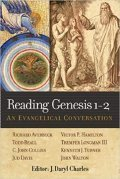Book cover of Reading Genesis 1-2: An Evangelical Conversation