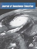 Journal of Geoscience Education, August 2017 cover