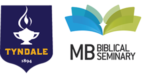 Tyndale and MBBS logos side by side